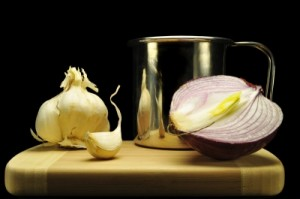 Gastrointestinal problems can be the result of pets eating onions!